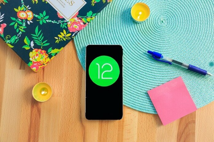 install android 12